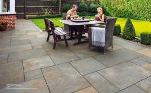Marshalls 2020 brochure - Harpenden Block paving image